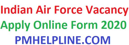 IAF Online Application Form 2020